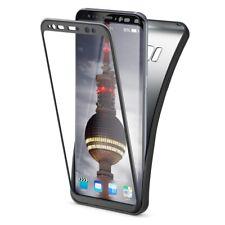 Samsung Galaxy S8 Plus Handyhülle von NALIA, Rahmen vorne & hinten Silikon Case