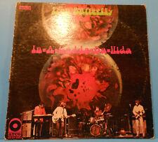 IRON BUTTERFLY IN-A-GADDA-DA-VIDA LP 1968 ORIGINAL PRESS NICE COND! VG/VG!!E