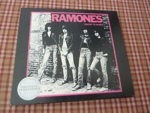 Cd The Ramones - Rocket to Russia - 19 titres - 1977/2001