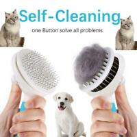 Pet Hair Remover Dog Cat Comb Grooming Massage Deshedding 00 Cleaning Brush Z2N0