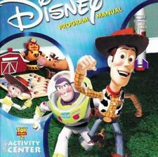 Disney's Toy Story 2 Activity Center Pc Cd Woody Buzz Lightyear strategy game!