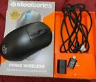 STEELSERIES PRIME WIRELESS FPS GAMING MOUSE -(EB23)