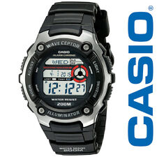 Casio WV200A-1AV, Digital Atomic Waveceptor Watch, Chronograph, 200 Meter WR
