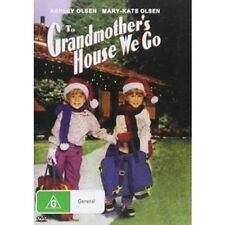 To Grandmothers House We Go DVD New and Sealed Australia All Regions