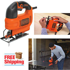 Electric Jig Saw Tool 4.5 Amp Power Corded Variable Speed Wood Cutting Machine