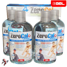 KIT ZEROCAL DOSE RICARICHE ZEROCAL DOSE GEL 4 FLACONI DA 500 ML