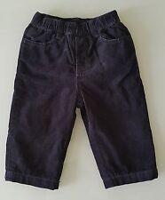 Pantalon Noir 12 mois CYRILLUS Excellent état
