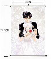 "Hot Japan Anime Sailor Moon Crystal Home Decor Poster Wall Scroll  8""x12"" FL832"