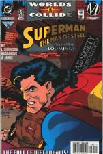 DC Superman The Man of Steel 35  1994