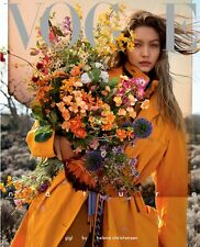 Vogue Czechoslovakia CS Maggio / May 2019: Gigi Hadid - RARO / RARE