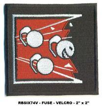 "RAINBOW SIX - FUZE PATCH - 2"" - RBSIX74V"