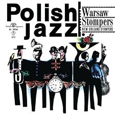 LP WARSAW STOMPERS New Orleans Stompers - reedycja 2016 Polish Jazz vol. 1