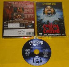 LA CREATURA DEL CIMITERO da Stephen King Dvd Jewel Box »»»»» USATO