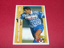 NICOLAS HUYSMAN STADE MALHERBE CAEN SMC FRANCE FOOTBALL CARD PANINI 1994
