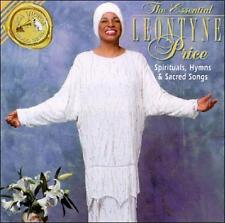 The Essential Leontyne Price: Spirituals, Hymns & Sacre