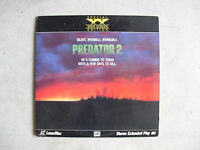 Predator 2 Movie Laserdisc Danny Glover