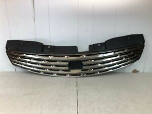 2003 2004 2005 2006 2007 INFINITI G35 FRONT GRILLE