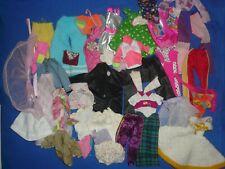 Vintage Lot/Bundle of Barbie, Ken & Friends TLC/Poor Condition Clothes