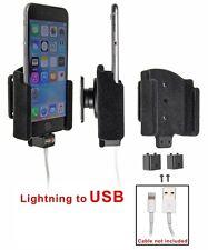 Brodit Support Voiture 514423 avec connecteur de préparation pour Apple iPhone 5 5 C 5 S SE