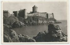 Old Postcard, France, 467 - Fort de la Latte, Facade sud et batteries