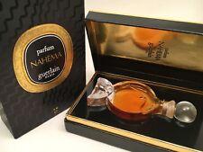 GUERLAIN NAHEMA 15 ml Pure Parfum Extrait RARE VINTAGE Sealed PERFUME!