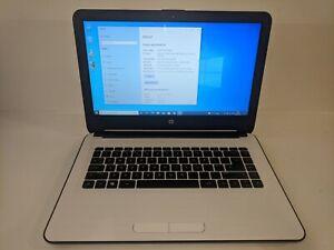 HP HQ-TRE 71025 AMD E2-7110 Quad Core 1.80GHz 8GB Ram 525GB SSD WIN 10