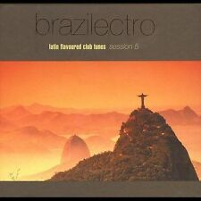 Brazilectro, Vol. 5 by Various Artists (CD, Jun-2004, 2 Discs, SPV)