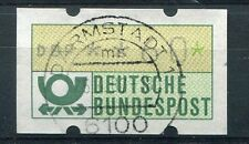 ALLEMAGNE, 1981, timbre de distributeurs n° 1, valeur 80 p., oblitéré