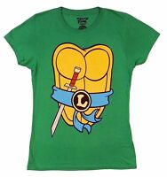 Teenage Mutant Ninja Turtles Leo Leonardo Costume TMNT Junior T-Shirt