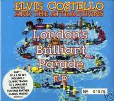 ELVIS COSTELLO - London's Brilliant Parade CD Single