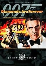 Diamonds Are Forever (DVD, 2007) 007 James Bond