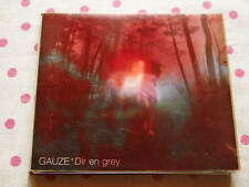 Dir en grey 1st Album GAUZE Limited Edition JAPAN KYO KAORU Toshiya Die Shinya