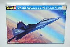 Revell YF-22 Advanced Tactical Flight Model Airplane Kit 1/48 Scale