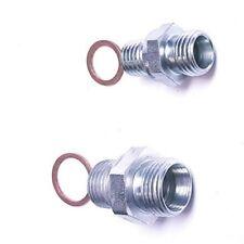 NEU-Turbolader Adapterschraube_SW17+21_ IVECO Daily II_BUS f. Rücklauf Ölleitung