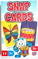 Snap Cards Kids Family Game Playing Cards Party Bag Toy