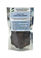 Schisandra Berries All Natural Herb Antioxidant -Air Dried Whole Berries 2oz.