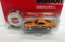 '70 Ford Mustang JOHNNY LIGHTNING Anniversary Limited Edition 1/64 scale