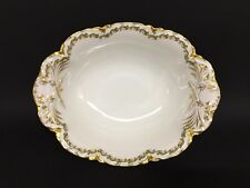 Haviland Clover 98 Oval Serving Bowl 10 Inches