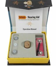 Vorfreude Hearing Aid Enhancement Amplifier ITC (In The Canal) Left or Right Ear