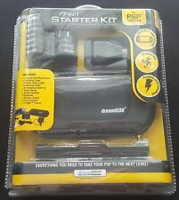 Play Station Portable 17-In-1 VINTAGE STARTER KIT - NEW