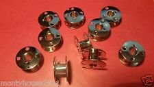 New10 Metal Class 66 Sewing Machine Bobbins for Singer part#172222 Made InTaiwan