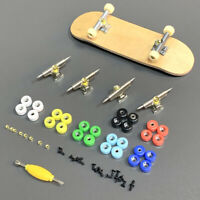 Black LC BOARDS Fingerboard Bearing Wheels High Quality Brand New