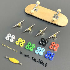 NEW Bearing Wheels Spanner tool Nuts 96mm Skateboard Fingerboard Accessory Toys