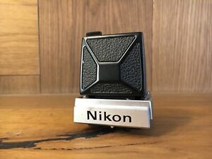 *Exc+5* Nikon DW-1 Waist Level Finder for F2 From Japan #P4-12