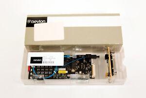 NEVION AV-HD-XMUX-R HD-SDI DIGITAL AUDIO EMBEDDER/DE-EMBEDDER CARD & BACKPLANE
