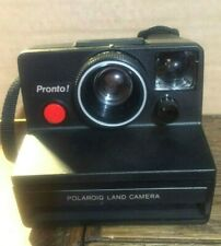 Vintage Polaroid Instant Film Pronto Land Camera