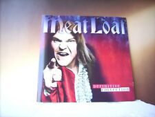 MEAT LOAF  ##  BEST OF THE BEST /  DEFINITIVE COLLECTION  ##  CD / SEHR GUT