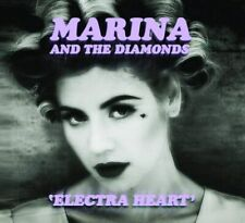 Marina And The Diamonds - Electra Heart (2012,Enh,Deluxe) NM/NM