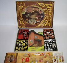 Little House on the Prairie Colorforms Play Set Americas Favorite Pioneer Family