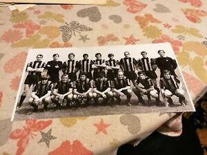 INTERNAZIONALE MILAN FC, 1970, TEAM PHOTO